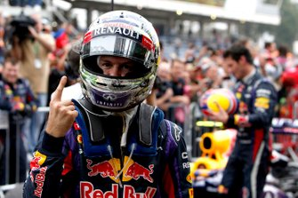 1. Sebastian Vettel, Red Bull Racing