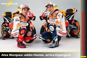 Cover Live Report MotoGP