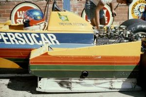 Emerson Fittipaldi, Fittipaldi F6 Ford