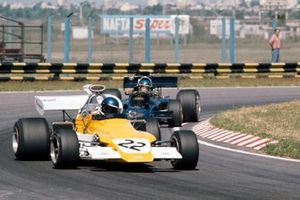 Mike Beuttler, March 721G, Ronnie Peterson, Lotus 72D