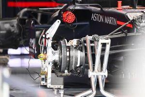 Red Bull Racing RB16, dettaglio del freno