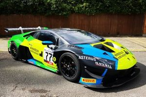 Leo Machitski, Rob Collard, Ricky Collard, Sandy Mitchell, Barwell Motorsport, Lamborghini Huracan GT3 Evo