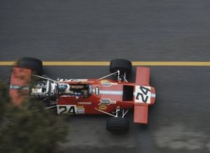 Piers Courage, De Tomaso 505 Ford