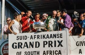 1. Denny Hulme, McLaren