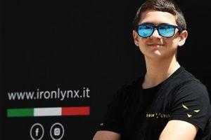 Leonardo Fornaroli, Iron Lynx