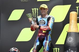 Podium: second place Sam Lowes, Marc VDS Racing