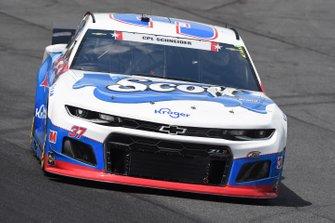 Ryan Preece, JTG Daugherty Racing Chevrolet Scott Products