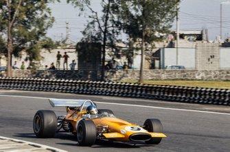 Peter Gethin, McLaren M14A Ford