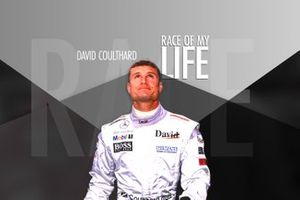 Race of my life, David Coulthard