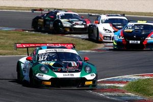 #117 Space Drive Racing operated by KÜS Team75 Bernhard Porsche 911 GT3 R: Martin Ragginger, Norbert Siedler