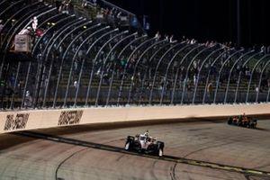 Josef Newgarden, Equipo Penske Chevrolet toma la bandera a cuadros