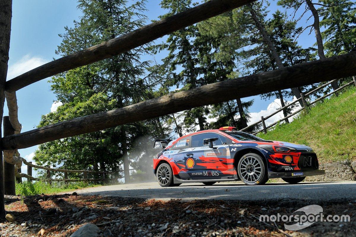 Dani Sordo, Hyundai I20 Coupe WRC