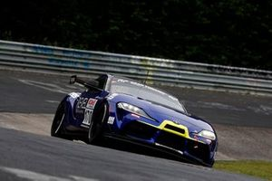#170 Novel Racing with Toyo tire by Ring Racing Toyota Supra GT4: Andreas Gülden, Michael Tischner