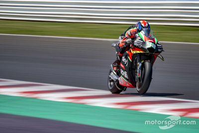 Test MotoGP en Misano junio