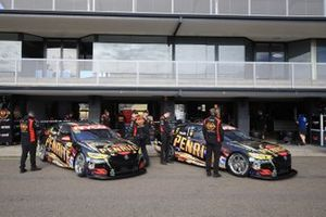 Cars of Anton De Pasquale, Erebus Motorsport Holden, David Reynolds, Erebus Motorsport Holden