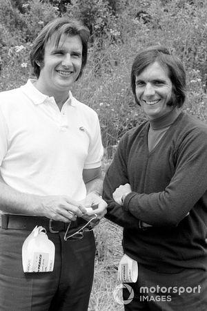 Wilson Fittipaldi and Emerson Fittipaldi