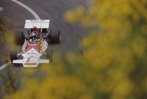 Jean-Pierre Beltoise, BRM P160B, during practice