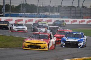 Michael Annett, JR Motorsports, Chevrolet Camaro Pilot Flying J, Earl Bamber, Richard Childress Racing, Chevrolet Camaro KCMG