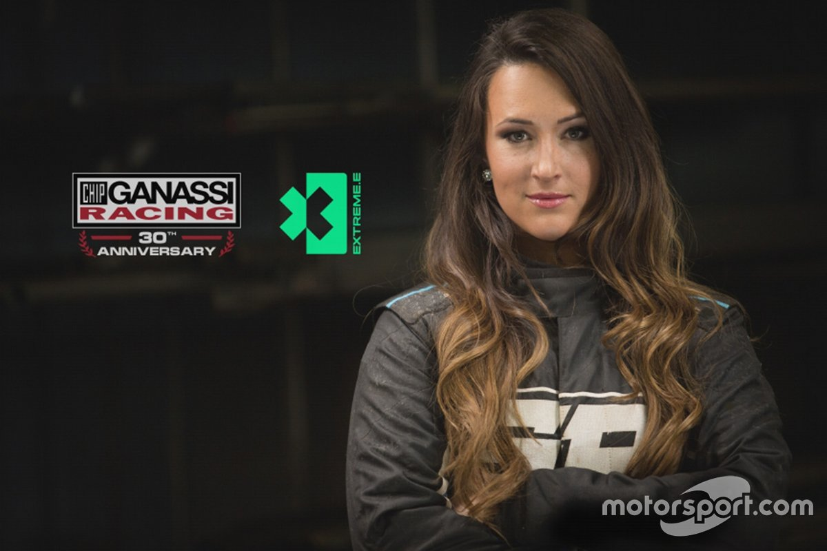 Sara Price, Extreme E Chip Ganassi Racing