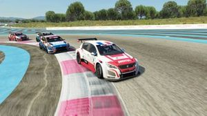 Aurélien Comte, DG Sport, Peugeot 308 TCR