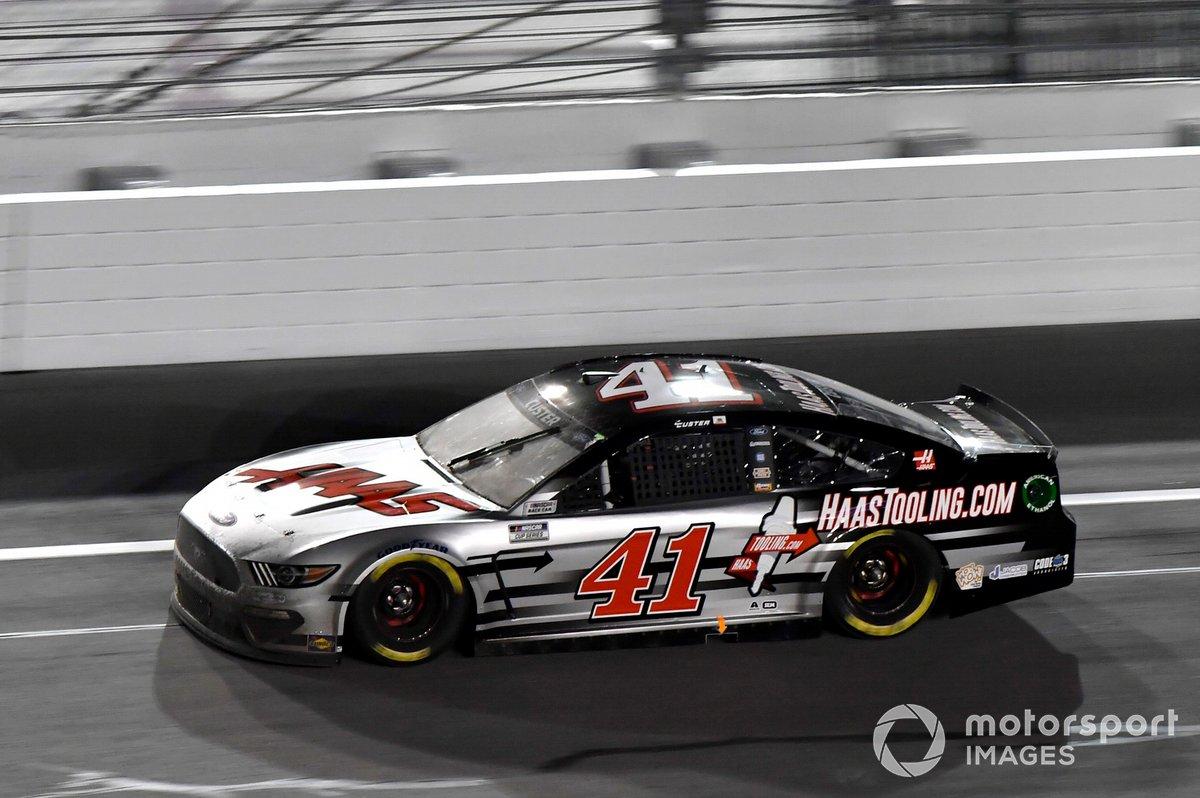27. Cole Custer - Stewart-Haas Racing
