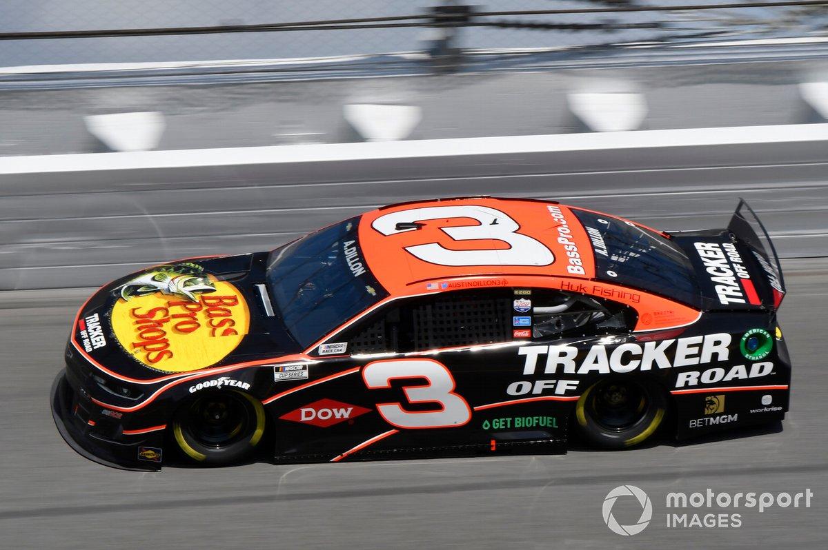 4. Austin Dillon - Richard Childress Racing