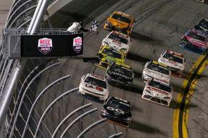 Yarış galibi Austin Cindric, Team Penske, Ford Mustang Verizon 5G