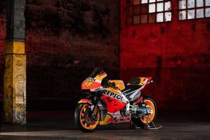 Bike of Pol Espargaro, Repsol Honda Team