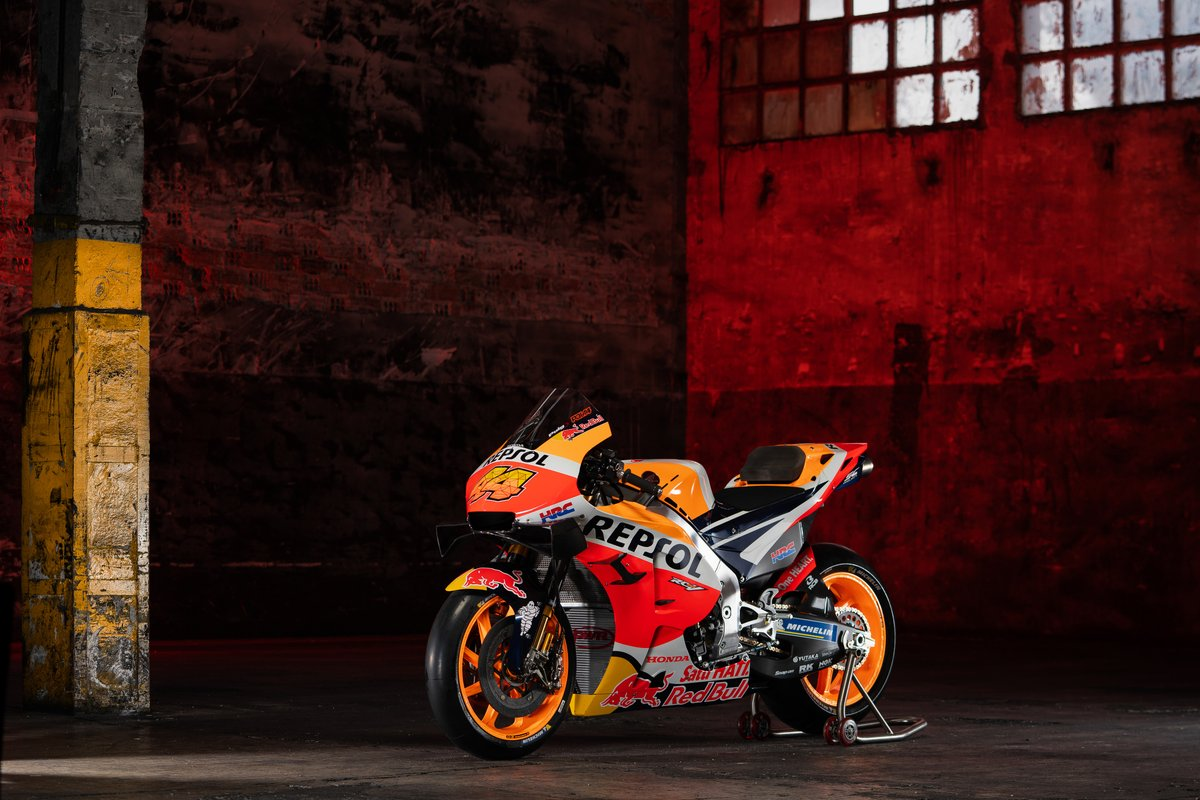Bike of Pol Espargaro, Repsol Honda Team