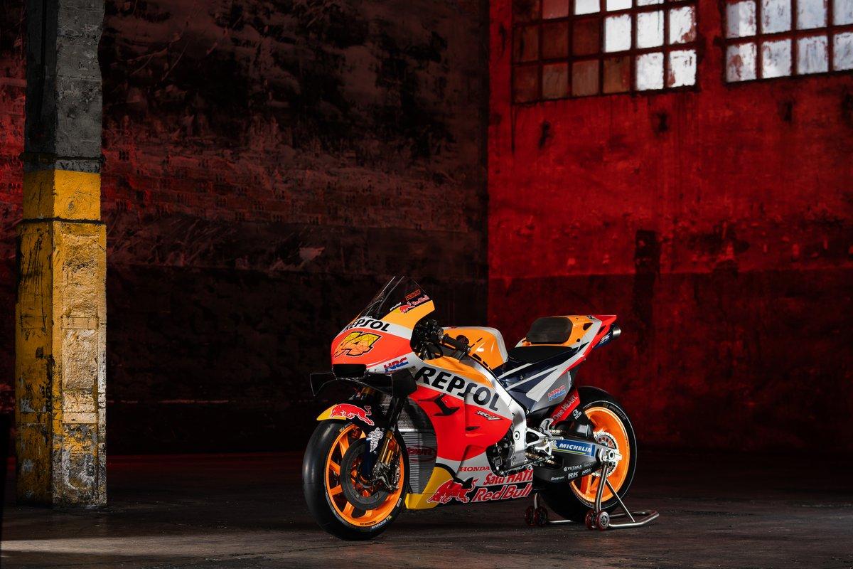 Moto di Pol Espargaro, Repsol Honda Team