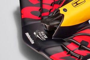 Nez de la Red Bull Racing RB16B