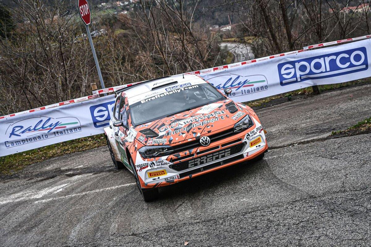 Giacomo Scattolon, Giovanni Bernacchini, Movisport, Volkswagen Polo GTI R5