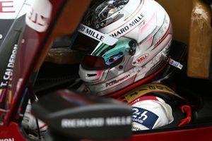 #1 Richard Mille Racing Team Oreca 07 - Gibson: TSophia Flörsch