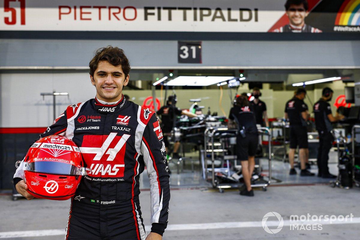 Pietro Fittipaldi, Haas F1