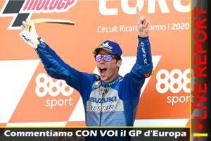 Cover Report Live MotoGP