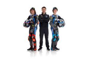 Celestino Vietti Ramus, Pablo Nieto, Marco Bezzecchi, Sky VR46 Team