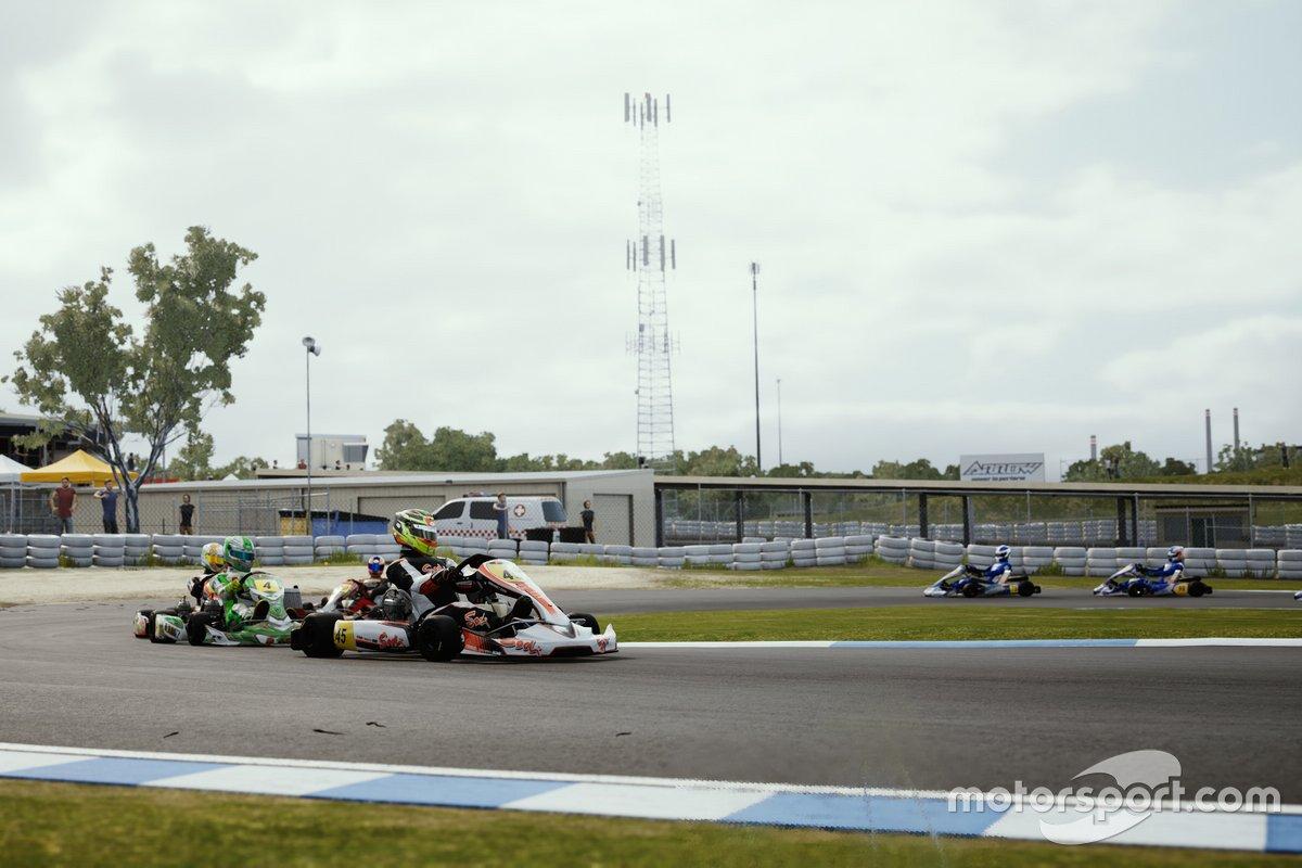 Motorsport Games anuncia su expansión en el karting