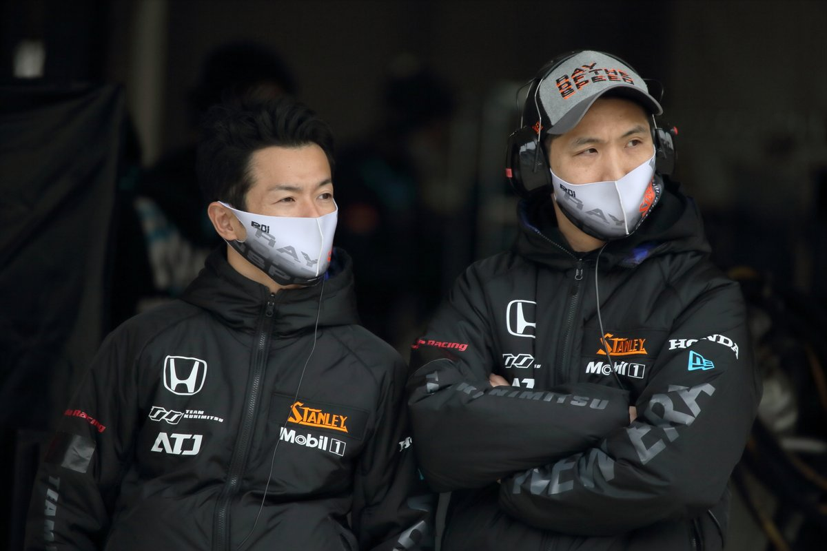 山本尚貴, #1 STANLEY NSX-GT
