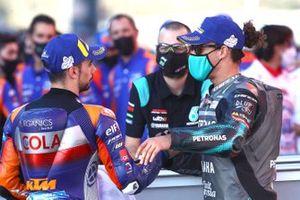 Miguel Oliveira, Red Bull KTM Tech 3, Franco Morbidelli, Petronas Yamaha SRT