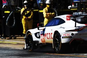 #95 TF Sport Aston Martin Vantage AMR: John Hartshorne, Ross Gunn, Oliver Hancock