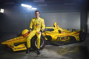 Scott McLaughlin, Team Penske