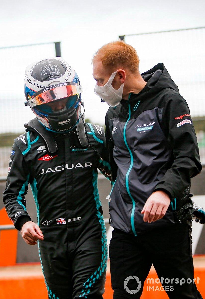 Sam Bird, Panasonic Jaguar Racing