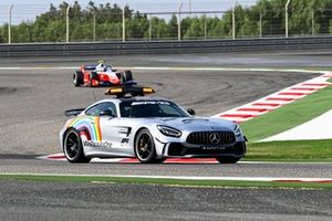 Safety Car en Robert Shwartzman, Prema Racing