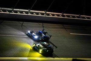 #10 Wayne Taylor Racing Acura ARX-05 Acura DPi: Ricky Taylor, Filipe Albuquerque, Alexander Rossi, Helio Castroneves, #57 Winward Racing Mercedes-AMG GT3, GTD: Russell Ward, Philip Ellis, Indy Dontje, Maro Engel
