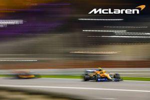 McLaren yeni logo