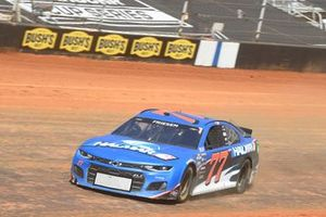 Stewart Friesen, Spire Motorsports, Chevrolet Camaro Halmar International