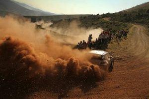 Nasser Al-Attiyah, Giovanni Bernacchini, Citroen DS3 WRC
