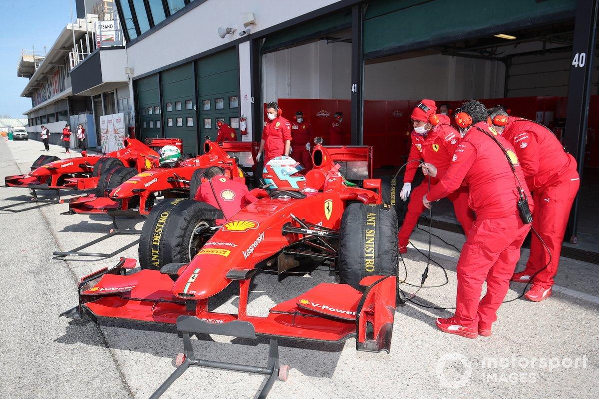 Le Ferrari F60