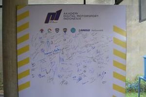 P1 Akademi Digital Motorsport Indonesia