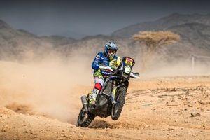 #15 Sherco TVS Rally Factory: Lorenzo Santolino